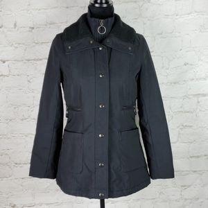 Banana Republic Black Coat in size XS